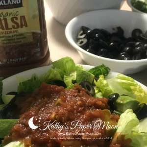 What's for Dinner Mrs. Skinner–Gluten Free Vegan Mizidra